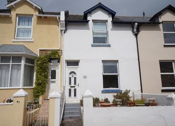 Thumbnail 2 bed terraced house for sale in Bay View, Paignton