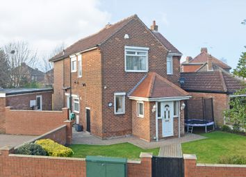 Thumbnail 4 bedroom detached house for sale in Melton Avenue, York