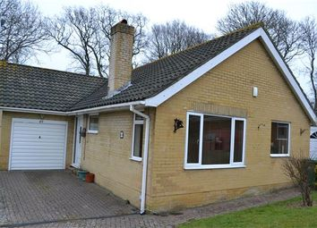 Thumbnail 3 bed detached bungalow to rent in Deans Drive, Bexhill-On-Sea