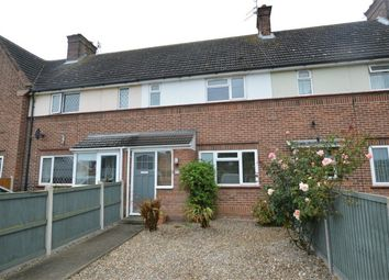 Thumbnail 3 bed terraced house for sale in Council Houses, School Close, Rollesby, Great Yarmouth