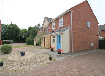 Thumbnail 3 bed end terrace house for sale in Miles Close, Ham Green
