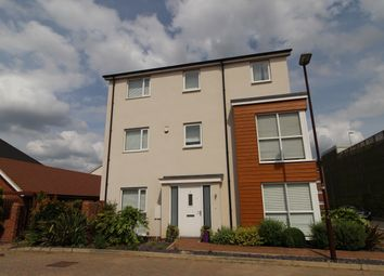 Thumbnail 5 bed end terrace house to rent in Western Road, Bletchley, Milton Keynes