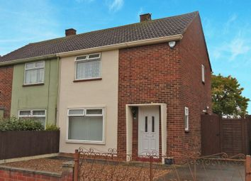 Thumbnail 2 bed semi-detached house for sale in Arundel Road, Peterborough