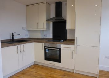 Thumbnail 3 bed flat for sale in Launcelot Close, Andover