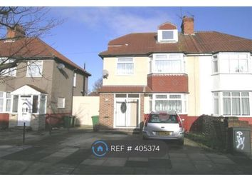 Thumbnail 4 bed semi-detached house to rent in Montcalm Road, London