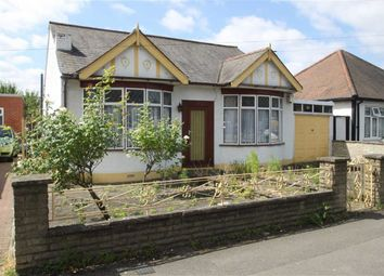 Thumbnail 2 bedroom detached bungalow for sale in Sinclair Road, London