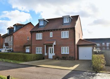 Thumbnail 5 bed detached house for sale in Kingshill Crescent, Downley, High Wycombe