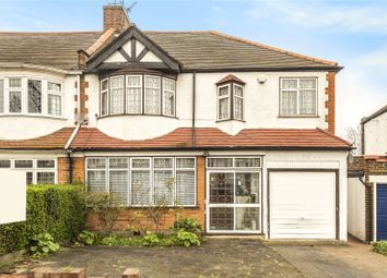 Thumbnail 4 bed end terrace house for sale in Bowes Road, Arnos Grove, London