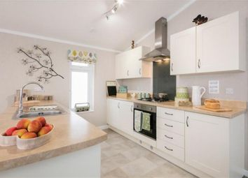 Thumbnail 3 bedroom lodge for sale in Cliff Lane, Marston, Grantham