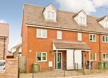 Thumbnail 4 bedroom terraced house to rent in Bells Park, Lynn Road, Swaffham