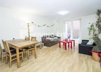 Thumbnail 4 bedroom flat to rent in Imperium House, Aldgate East