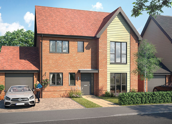Thumbnail 4 bed detached house for sale in Plot 14 - The Gidea, Crowthorne