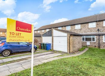 3 bed terraced house to rent in Greenwood Homes, Bicester OX26
