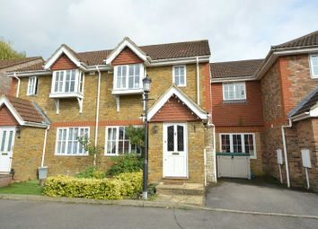 Thumbnail 4 bed terraced house for sale in St. Catherines Close, Chessington
