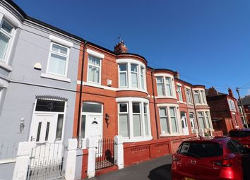 Thumbnail 3 bed terraced house for sale in Eddisbury Road, Wallasey, Merseyside