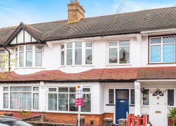 Thumbnail Terraced house for sale in Woodcote Avenue, Thornton Heath