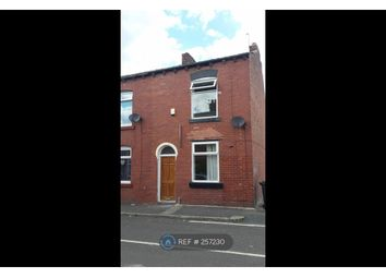 Thumbnail 3 bedroom end terrace house to rent in Hobson Street, Manchester