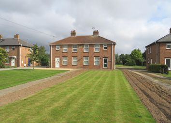 Thumbnail 3 bed semi-detached house for sale in Churchgate, Gedney, Spalding