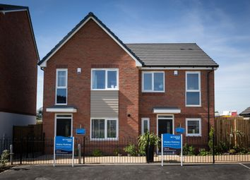 Thumbnail 2 bed end terrace house for sale in Edison Place, Technology Drive, Rugby