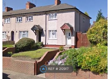 Thumbnail 2 bed end terrace house to rent in Willow Road, Dudley