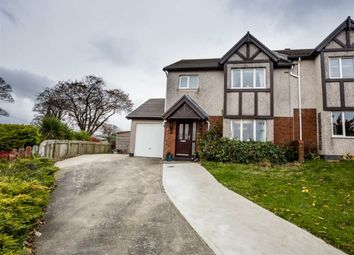 Thumbnail 4 bed semi-detached house for sale in Furman Close, Onchan, Isle Of Man