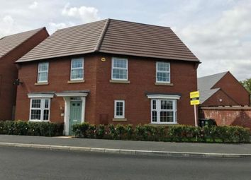 Thumbnail 4 bed detached house for sale in Alfred Belshaw Road, Queniborough, Leicester, Leicestershire