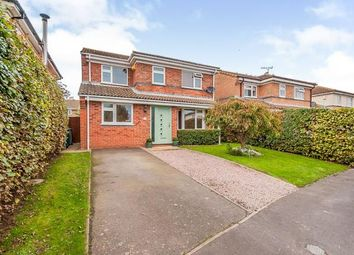 Thumbnail 4 bed detached house for sale in St. Marys Way, Old Leake, Boston, Lincolnshire