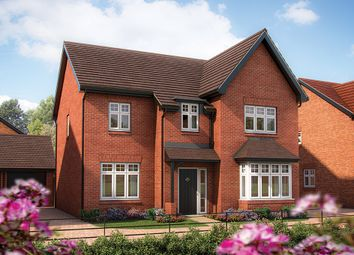 """Thumbnail 5 bed detached house for sale in """"The Birch"""" at Warwick Road, Kenilworth"""