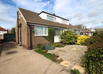 Thumbnail 3 bed bungalow to rent in Churchfield Croft, Altofts, Normanton