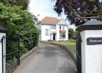 Thumbnail 4 bed detached house for sale in Station Hill, Wigton