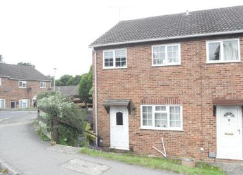 Thumbnail 3 bed end terrace house to rent in Church Lane West, Aldershot