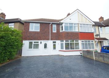 Thumbnail 4 bedroom end terrace house for sale in Dorchester Avenue, Bexley, Kent