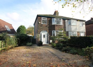 Thumbnail 3 bed semi-detached house for sale in Crofts Bank Road, Urmston, Manchester