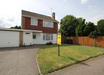 Thumbnail 3 bed link-detached house for sale in Thaynesfield, Potters Bar