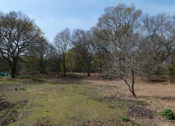 Thumbnail Land for sale in Court Hill, Frettenham