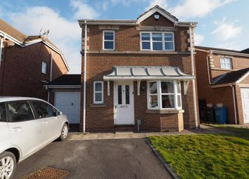 Thumbnail 3 bed detached house to rent in Corinthian Way, Victoria Dock, Hull
