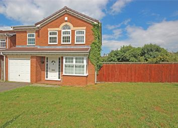 Thumbnail 4 bed detached house to rent in Wheatfield Close, Glenfield, Leicester, Leicestershire