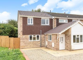 Thumbnail 3 bed end terrace house to rent in Southmoor, Oxfordshire