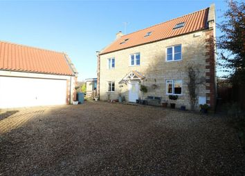 Thumbnail 6 bed detached house for sale in Dickens Close, Langtoft, Market Deeping, Lincolnshire