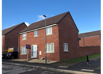 Thumbnail 4 bed detached house for sale in The Mead, Keynsham
