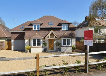 Thumbnail 4 bed detached house for sale in Wheeler Lane, Witley, Godalming