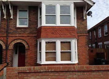 Thumbnail 1 bed flat to rent in Chatham Road, Worthing, West Sussex
