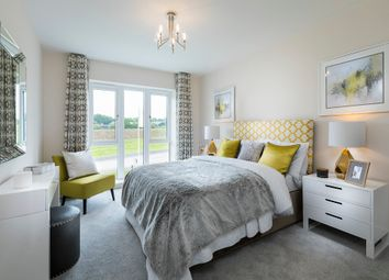 Thumbnail 4 bedroom detached house for sale in Plot 128 The Clermont, Egstow Park, Off Derby Road, Clay Cross, Chesterfield