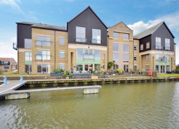 Thumbnail 2 bed flat for sale in Marine Point, Burton Waters, Lincoln