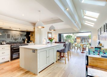 Thumbnail 4 bed semi-detached house for sale in Ditchling Road, Fiveways, Brighton