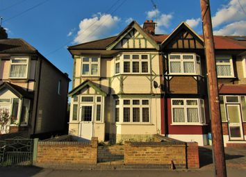Thumbnail 3 bed semi-detached house for sale in Gresham Drive, Chadwell Heath, Romford