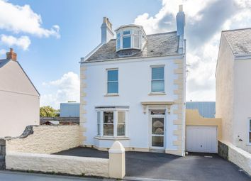 Thumbnail 4 bed detached house to rent in Grandes Maisons Road, St. Sampson, Guernsey