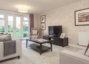 "Thumbnail 5 bed detached house for sale in ""Greenvale"" at Stockton Road, Long Itchington, Southam"