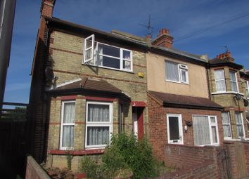 Thumbnail 3 bed end terrace house to rent in St. Osyth Road, Clacton-On-Sea