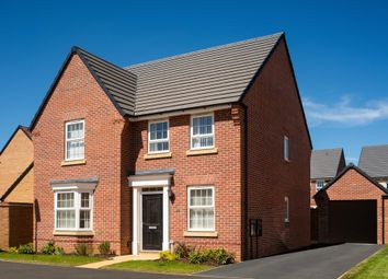 "Thumbnail 4 bedroom detached house for sale in ""Holden"" at Park View, Moulton, Northampton"